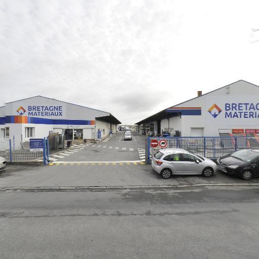 Bretagne Matériaux - Matériaux de construction - Rennes