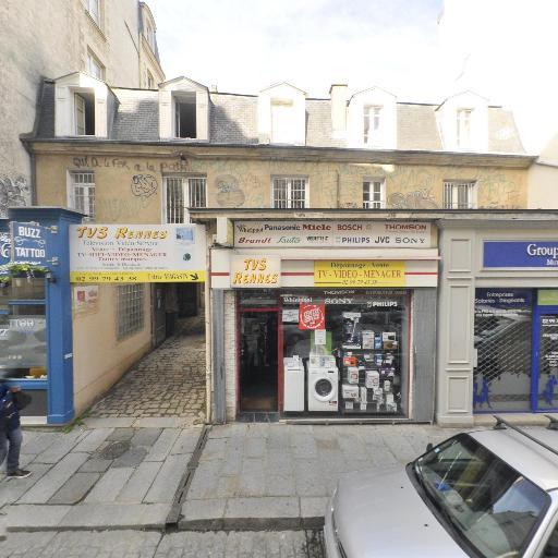 TVS Rennes - Dépannage de télévision, vidéo et son - Rennes