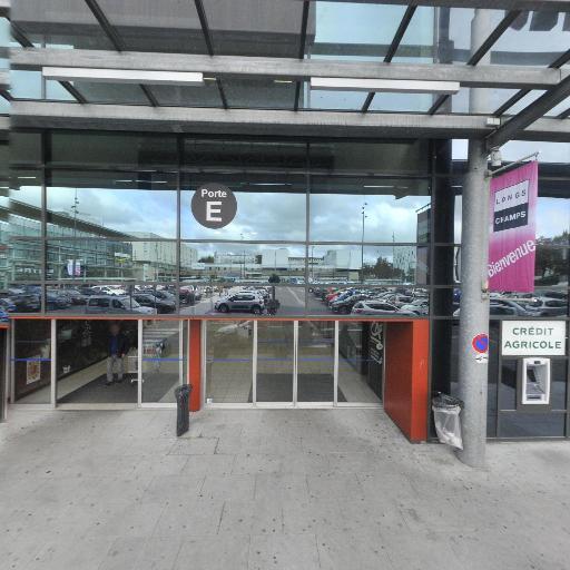 Centre Commercial Longs Champs - Centre commercial - Rennes