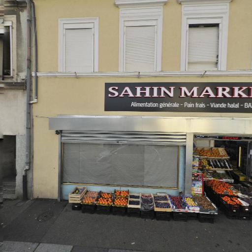 Sahin Market - Alimentation générale - Mulhouse
