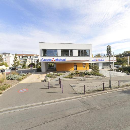 Crédit Mutuel Mulhouse Porte Ouest Dornach - Banque - Mulhouse