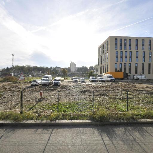 Eiffage Construction Haut Rhin - Entreprise de bâtiment - Mulhouse