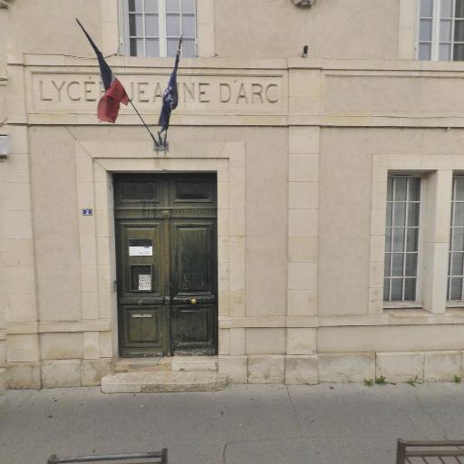 Collège Jeanne D'Arc - Collège - Orléans