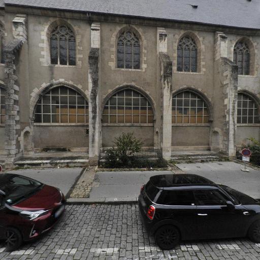 Couvent des Minimes - Attraction touristique - Orléans