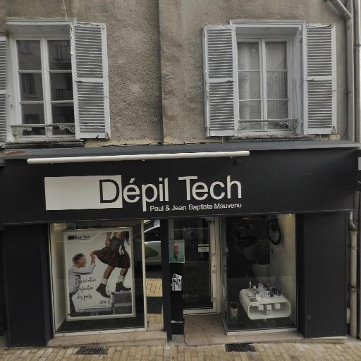 Depil'tech - Institut de beauté - Orléans