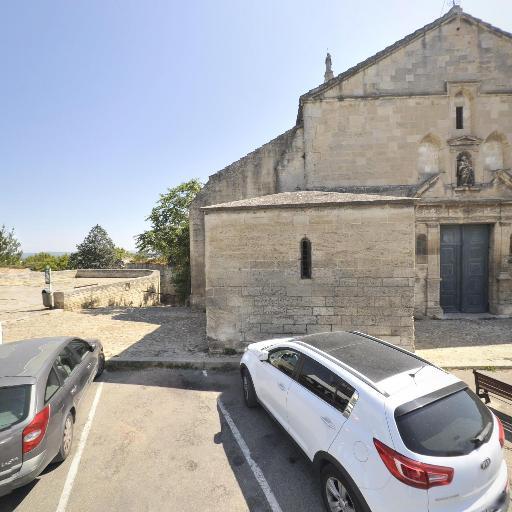 Église Notre-Dame-la-Major - Église catholique - Arles