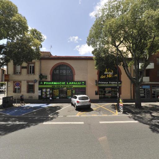 Pharmacie Lapalu - Pharmacie - Toulouse