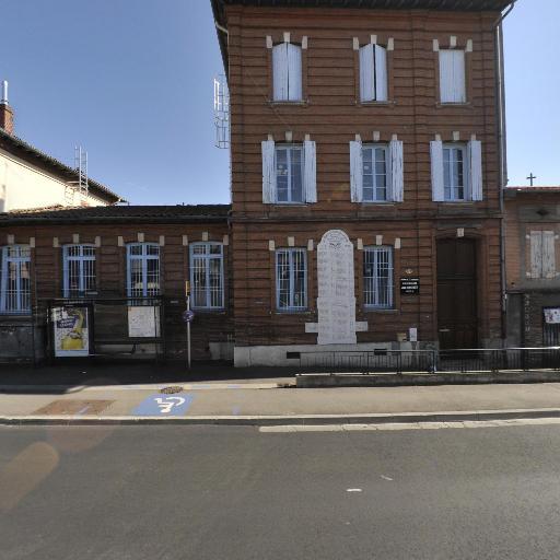 Ecole élémentaire publique Jean Chaubet - École primaire publique - Toulouse