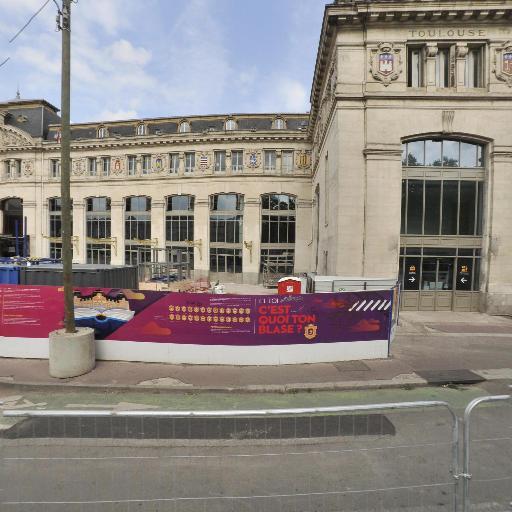 Sncf Mobilites Gare De Toulouse - Transport ferroviaire - Toulouse