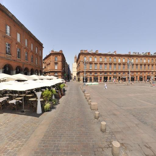Capitole - Parking public - Toulouse
