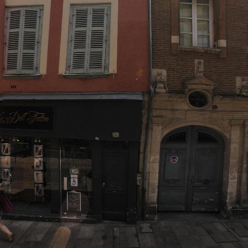Lady Doll Tattoo - Tatouages - Toulouse