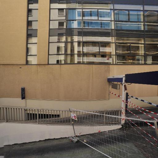 Parking Palais Liberté - Parking - Toulon