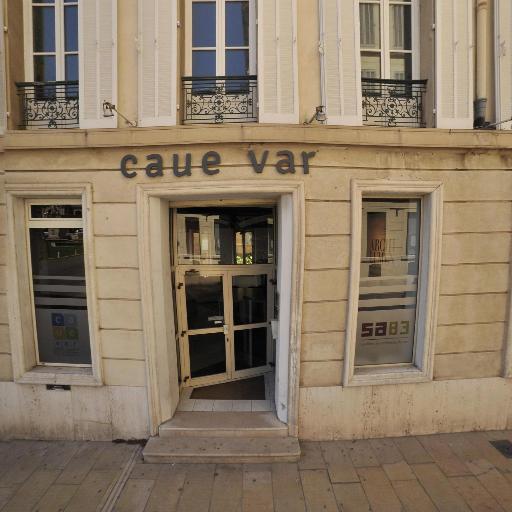Conseil Architecture Urbanisme Environnement CAUE - Environnement et habitat - services publics - Toulon
