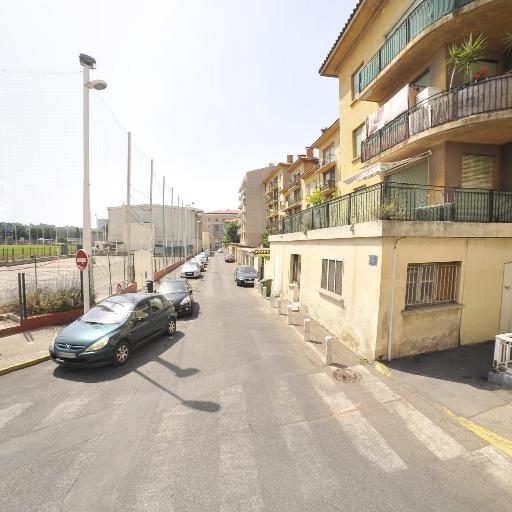 Parking Delaune Pont du Las - Parking - Toulon