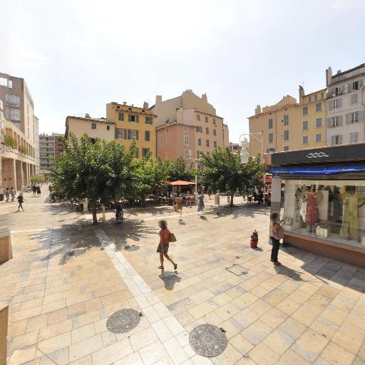 Service de Gestion Comptable deToulon - Trésorerie des impôts - Toulon