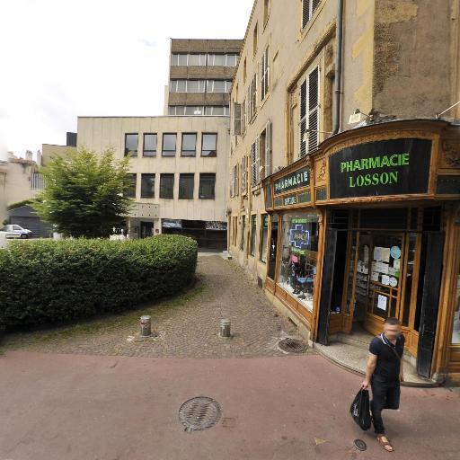 Pharmacie Losson - Produits diététiques et naturels - Metz