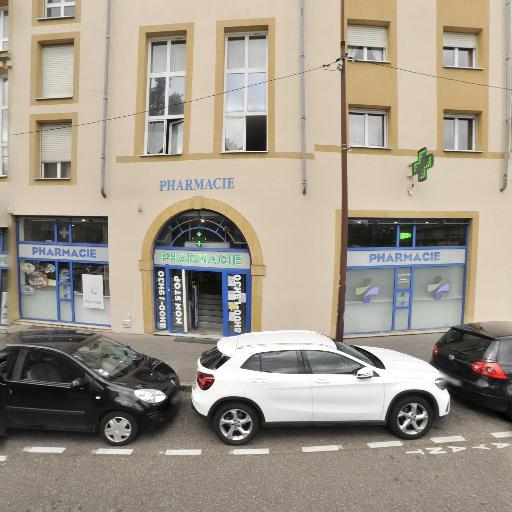 Nouvelle Pharmacie Coislin - Pharmacie - Metz