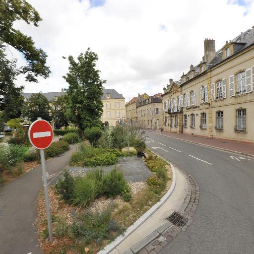 Saint-Thiébault - Parking public - Metz