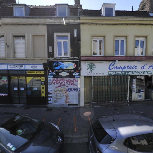 COMPTOIR D AFRIQUE et D ORIENT - Épicerie fine - Lille