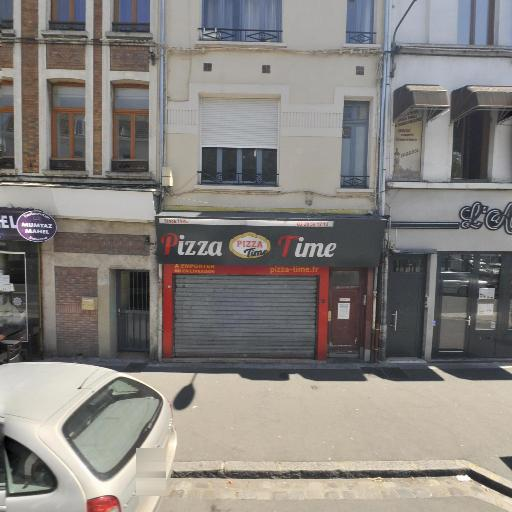 Pizza Time - Restauration à domicile - Lille