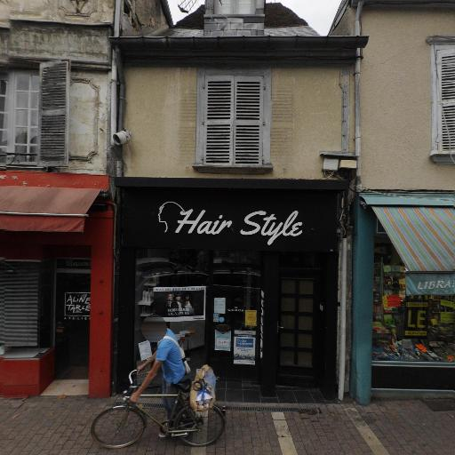 Hair style coiffure - Coiffeur - Bourges