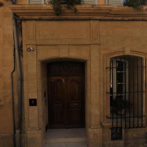 La Maison d'Aix - Chambre d'hôtes - Aix-en-Provence