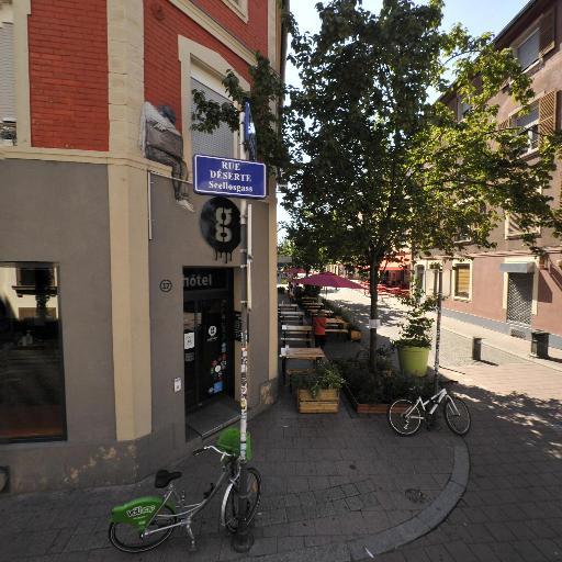 Hôtel Graffalgar - Restaurant - Strasbourg