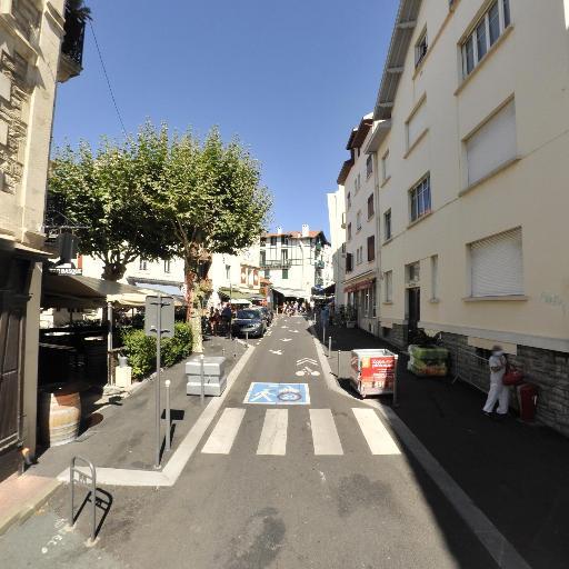 Girault Laëtitia - Secrétariat - Biarritz