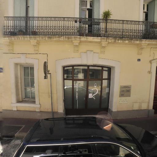Arnal Romain - Médecin psychiatre - Montpellier