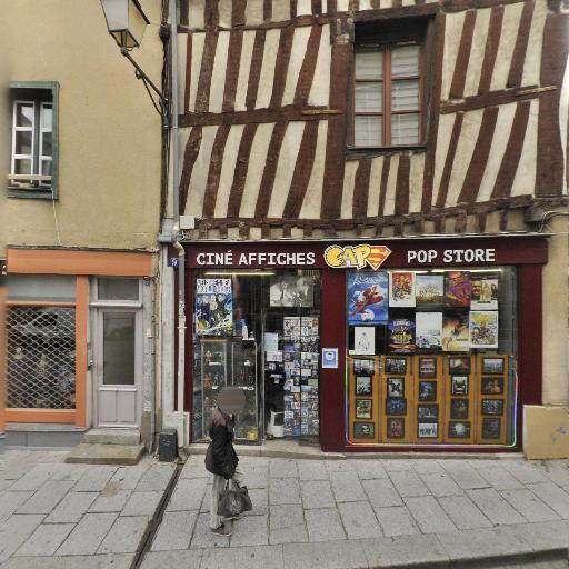 Ciné Affiches - Imprimerie et travaux graphiques - Rennes