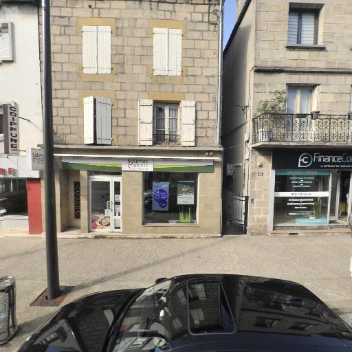 Solimut Mutuelle De France - Mutuelle - Brive-la-Gaillarde
