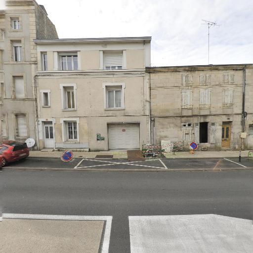 Centre Hospitalier Georges Renon - Hôpital - Niort