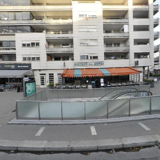 La Terrasse Bercy - Restaurant - Paris