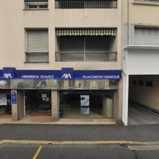 Axa Schatz Heinrich Agent Général - Banque - Pau