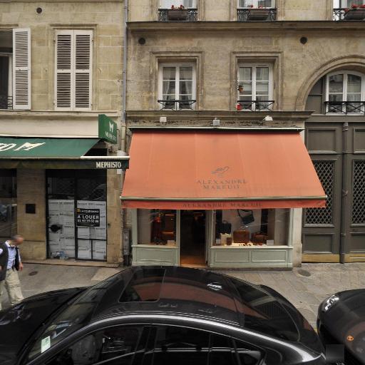 Mareuil Alexandre - Fabrication de maroquinerie - Paris